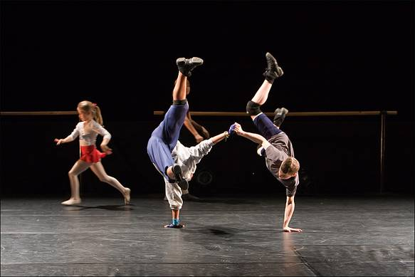 Mastra Dance, Ballettschule International Bonn (07/0459)